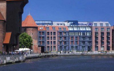 hotel, Gdańsk